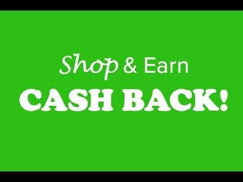 Get paid for shopping online