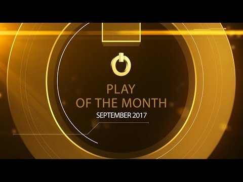 Play of the Month September | Esports Industry Awards 2017