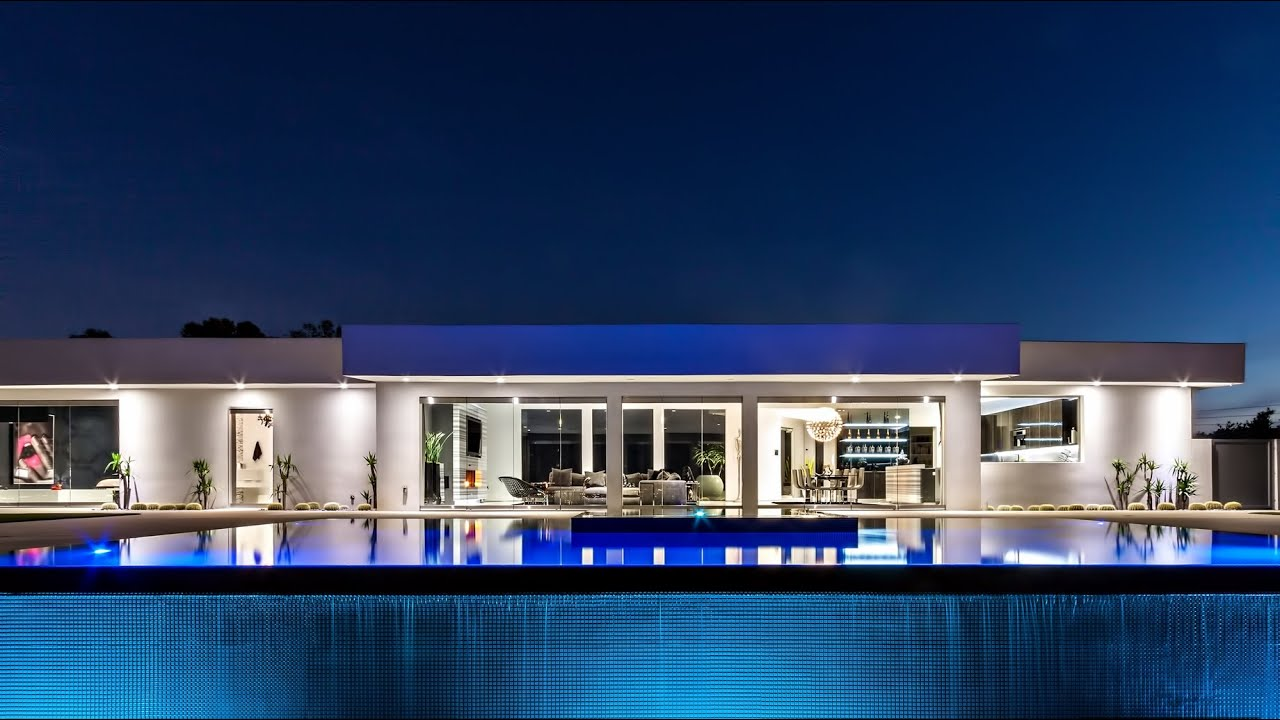 Exceptional Sophisticated Contemporary Luxury Residence In Beverly Hills Ca Usa Youtube