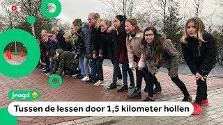Scholen doen aan The Daily Mile: de klas uit om te rennen