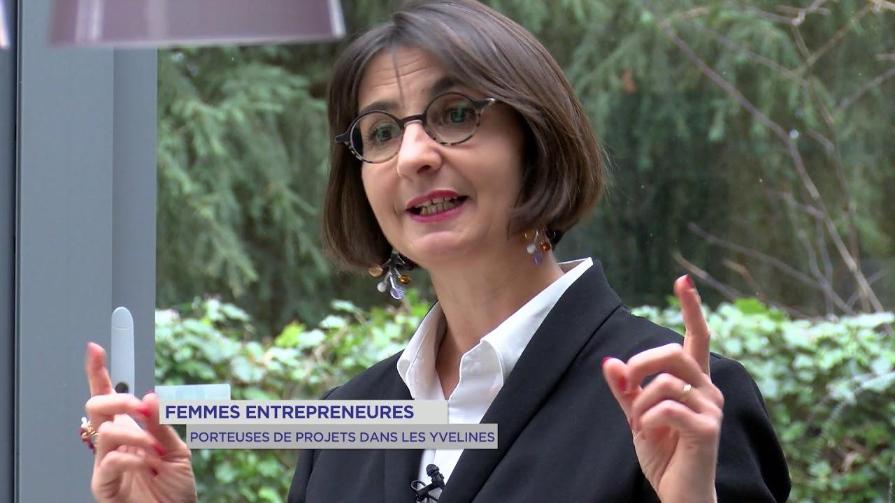 Yvelines | Femmes entrepreneures : porteuses de projets dans les Yvelines