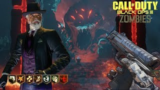 DER EISENDRACHE EASTER EGG SIN CHICLES MEGA Y REVELATIONS NORMAL   BLACK OPS 3 ZOMBIES GAMEPLAY