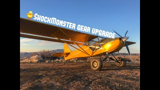 Upgrade Time!!! Installing ShockMonster Bush Gear on the Kitfox 4
