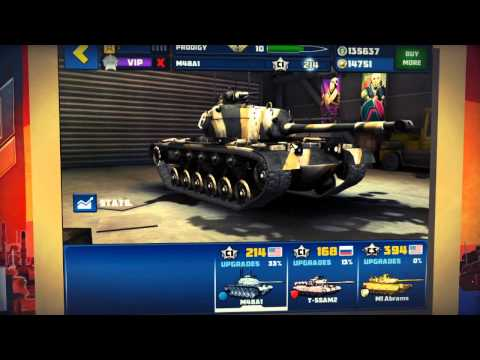 BOOM! TANKS : OUT NOW on Google Play Store! [Official Trailer RUS]