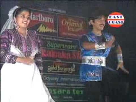 Monisha-Vineeth Dance ( Mohanlal Show-92)
