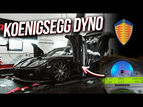 How much power does a Koenigsegg really make?