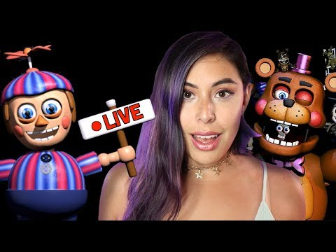 fnaf-ultimate-custom-night-live