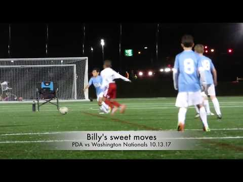 Sweet moves Maradona would be proud of PDA 2008 boys