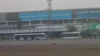 Smooth landing in Lusaka 3