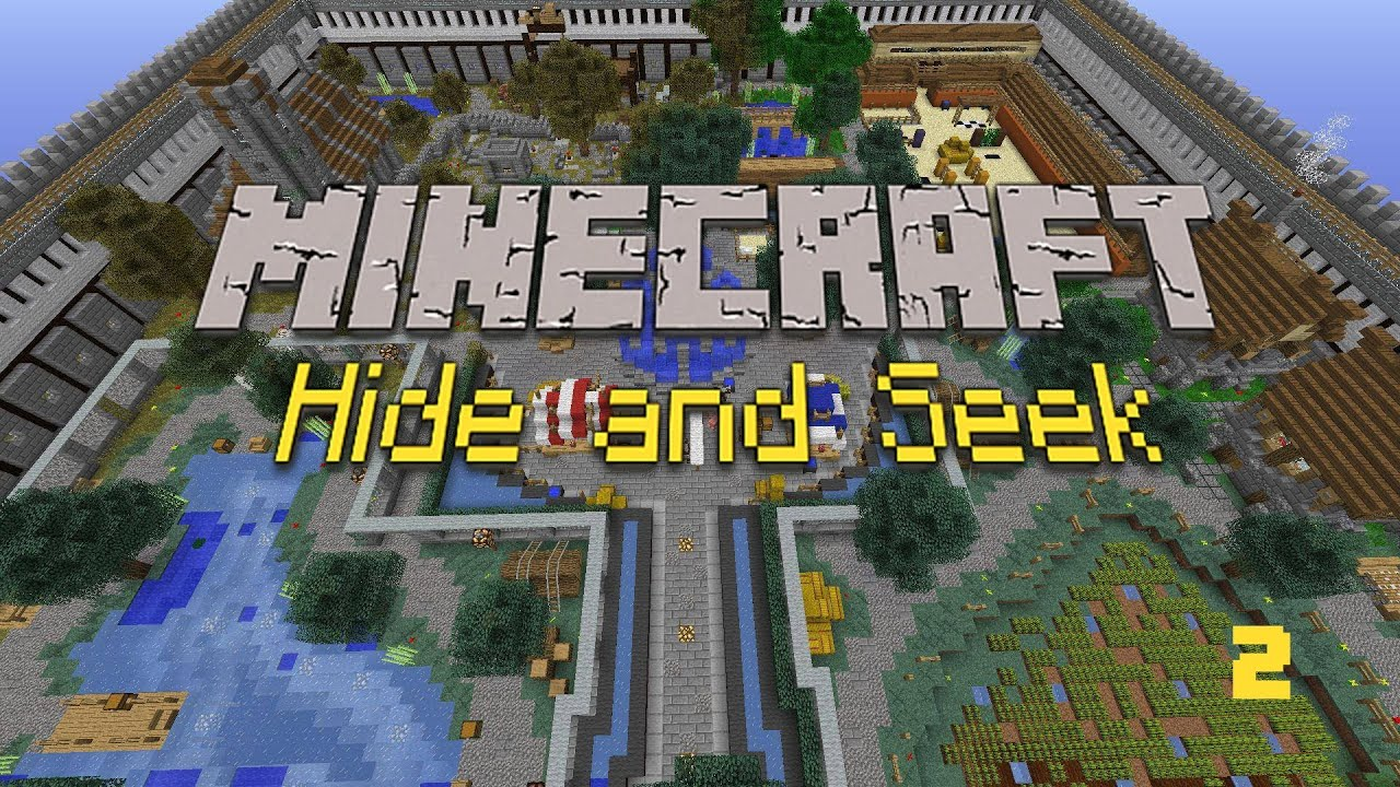 where to play minecraft hide and seek
