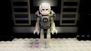 Lego Robot Invasion