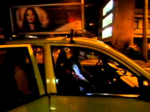 BEST TAXI RIDE IN THE WORLD (and sound system) BOGOTA TAXIS
