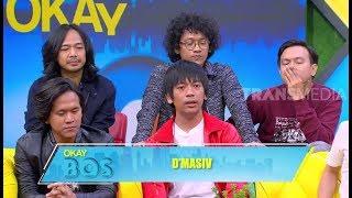 D'MASIV Ciptakan Lagu Untuk Raffi dan Vicky | OKAY BOS (05/09/19) Part 4