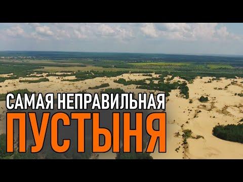 Пустыня Сахара в Воронежской области. Самая неправильная пустыня