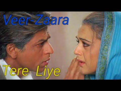Veer-Zaara/Tere Liye - full song/Вир и Зара/Встреча через 22 года