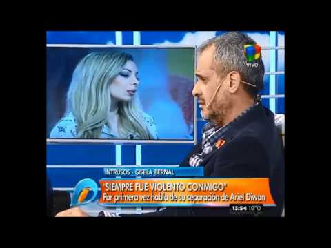 "Gisela Bernal: ""Yo me separo por violencia física"""