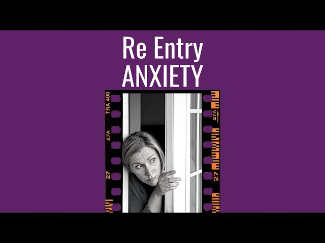 End Re Entry Anxiety With CBT For Social Anxiety #shorts