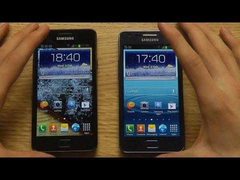 Galaxy S2 Plus vs. Galaxy S2