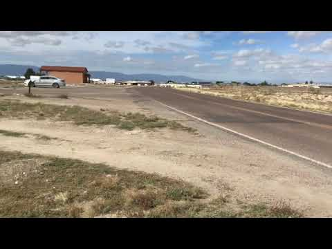 Commercial lot in busy avenue in Pueblo West with utilities