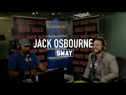 "Jack Osbourne Talks Public Urination, ""Ozzy and Jack's World Detour"""