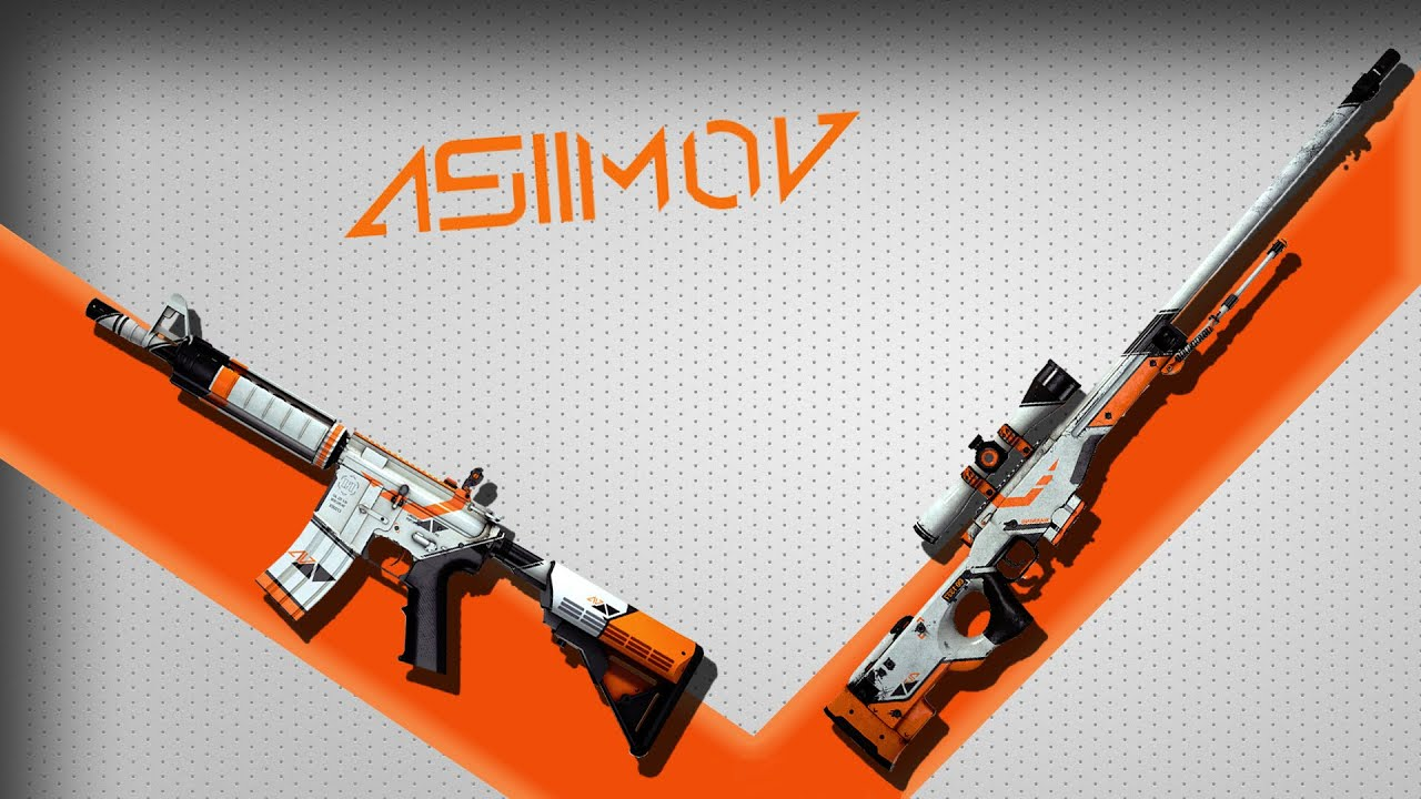 Скачать awp asiimov для cs go steam butterfly knife all skins
