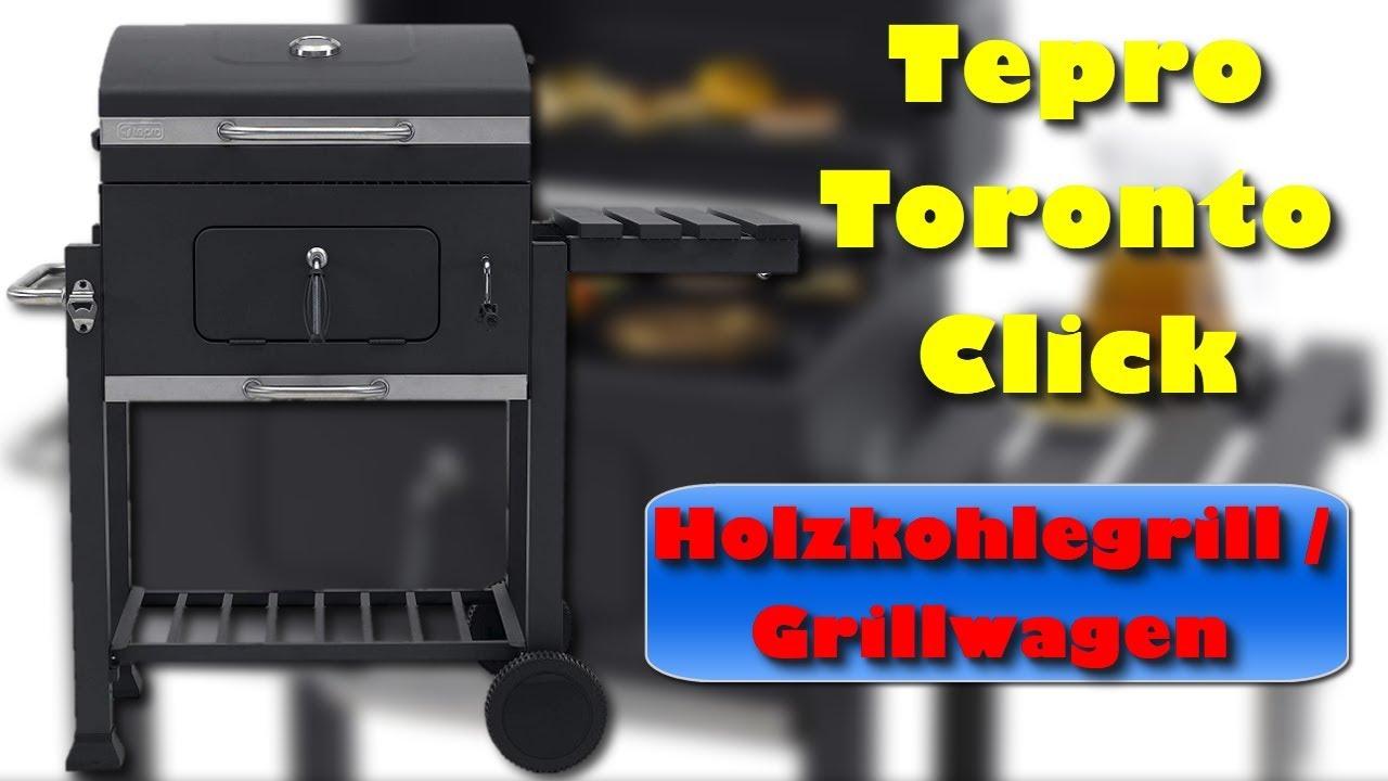 Tepro Holzkohlegrill Toronto Klick : Toronto xxl zubehör toronto xxl tepro toronto xxl schwarz
