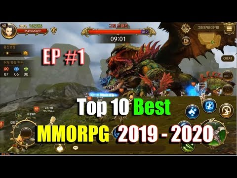 Best Android 2020.Top 10 Best Mmorpg Ios Android Games 2019 2020