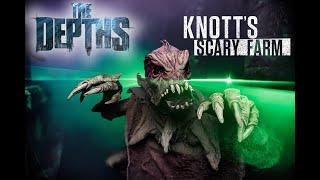 Knott's Scary Farm Behind the Screams - The Depths thumbnail