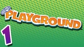 HELLO STICKER KING - EA Playground - Part 1