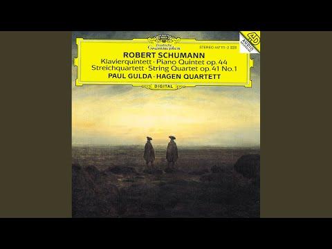 Schumann: Piano Quintet In E Flat, Op.44 - 1. Allegro Brillante