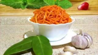 Корейская морковь по домашнему