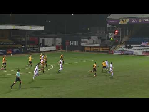 Cambridge Utd Scunthorpe Goals And Highlights