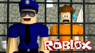 Roblox - O AUTHENTIC FOI PRESO !! (Roblox Redwood Prison) thumbnail