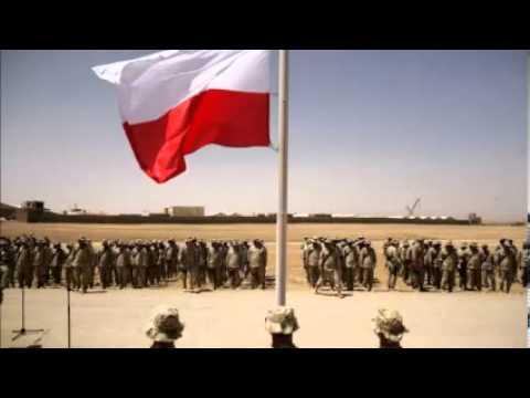 Piosenki Żołnierskie - Chabry z poligonu - Tekst