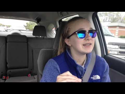 CAR VLOG | Trump, OneRepublic, and ROTTEN EGGS?!