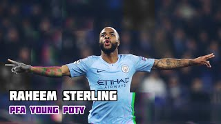 Raheem Sterling PFA Young POTY SBC Solution | PACYBITS FUT19