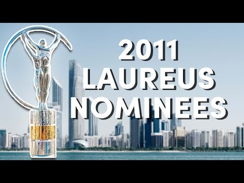 2011 Laureus World Sports Awards Nominees