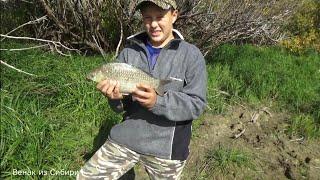 Отличная рыбалка в бабье лето