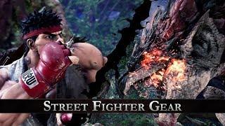 Monster Hunter: World - Street Fighter Collaboration thumbnail