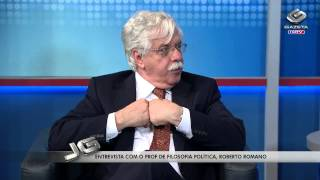 Entrevista com o Professor de Filosofia Política, Roberto Romano
