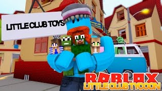 LE MAGNAT DU PETIT CLUB !!! Sharky Gaming - France Roblox