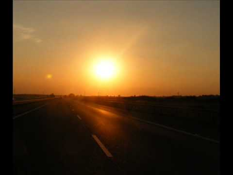 Image result for Never ending road Sunset