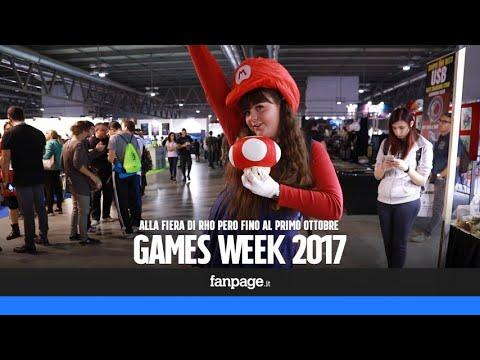 Games Week 2017: videogiochi, anteprime e cosplay invadono Milano
