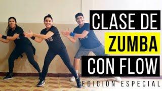 CLASE INTENSA DE 50 MIN. EDICIÓN ESPECIAL Flow Dance Fitness