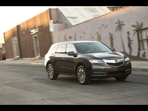 2014 Acura MDX AWD | Long-Term Road Test Intro