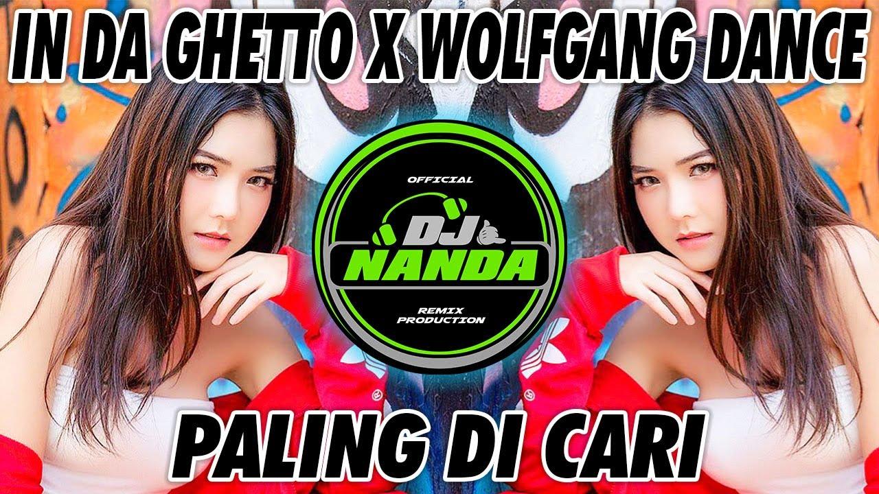 DJ IN DA GHETTO X WOLFGANG DANCE TERBARU 2021 🎶 DJ TIK TOK TERBARU 2021