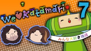 We Love Katamari:  Light the Fire! - PART 7 - Game Grumps