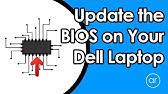 How to Update BIOS (Official Dell Tech Support) - YouTube