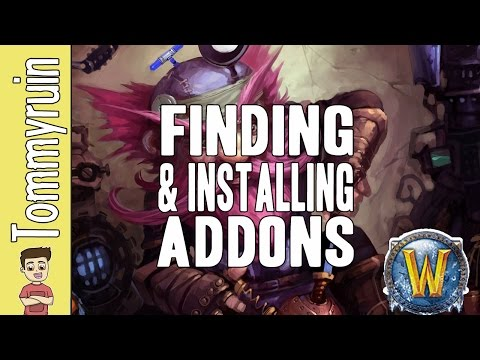 Project Ascension | How to Find and Install AddOns - YouTube