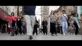 Intervención en la Peatonal Drago - Zorba el Griego - HD - - Multiespacio cultural Gen